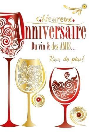 Du Vin & Des Amis - Rouge / Wine & Friends - Red