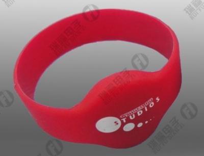 IC矽膠手環RFID矽膠手環