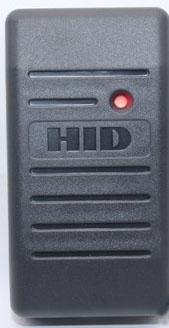 HID 6005B 125 kHz 迷你型豎框式感應讀卡器(代購產品)