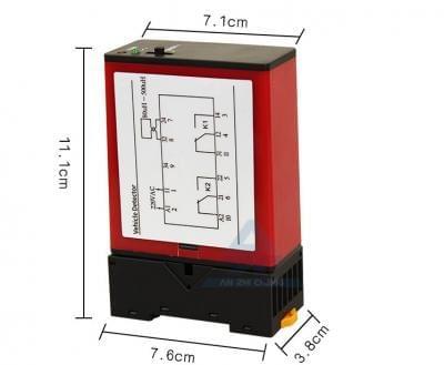 ZMT-110型車輛檢測器