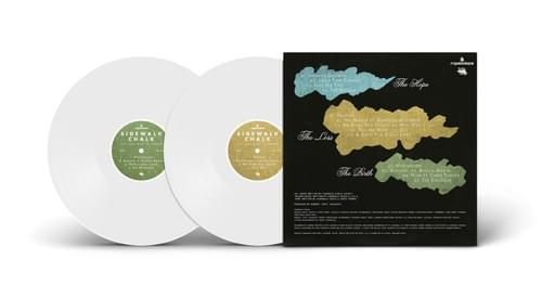 An Orchid Is Born White Vinyl