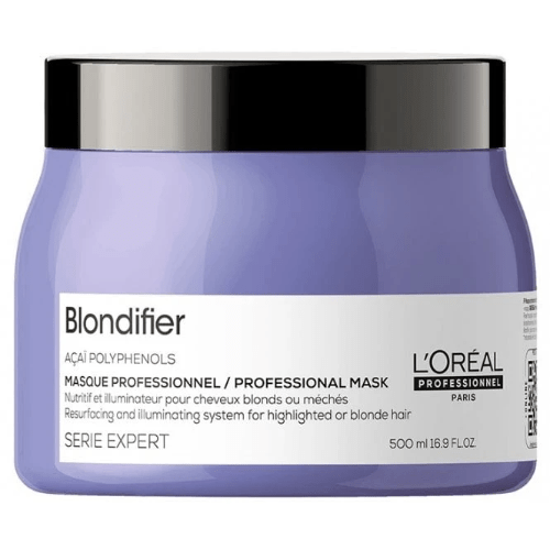 L'Oréal Professionnel Serie Expert Blondifier Gloss Shampoo and Masque Duo
