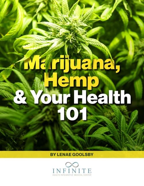 Marijuana, Hemp & Your Health 101 E-Book
