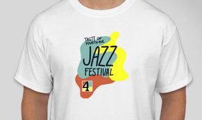 4th Ave Jazz T-Shirt