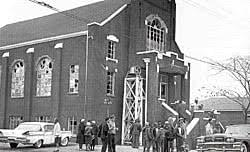 Birmingham Civil Rights Churches Tour