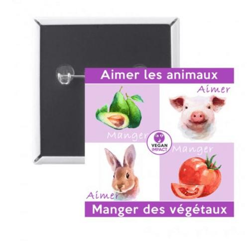 Badge Manger, Aimer
