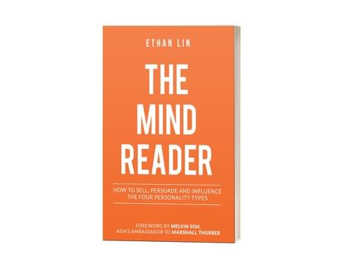 The Mind Reader (1st Edition) - Limited Stock