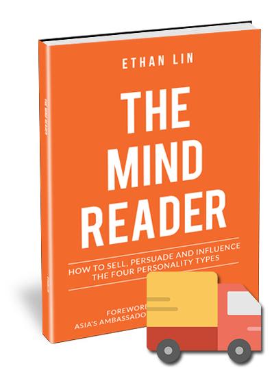 The Mind Reader Book