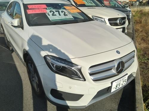 BENZ GLA180 Sports レーダーセーフティpkg 総支払額272万