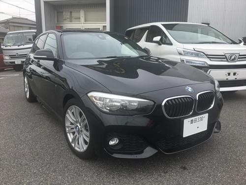 BMW 1シリーズ 車両本体価格(税込)