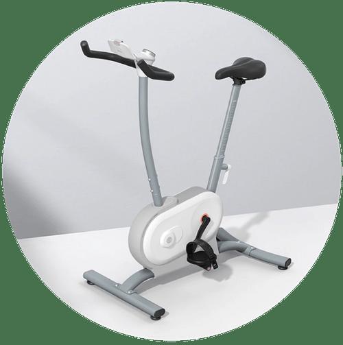 Nexgim AI Powered Exercise Bike (Rental Fee $2,100 - $2,730)