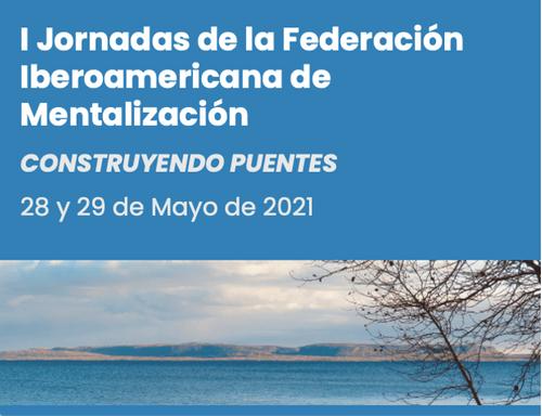 Inscripción I Jornada Iberoamericana de Mentalización.