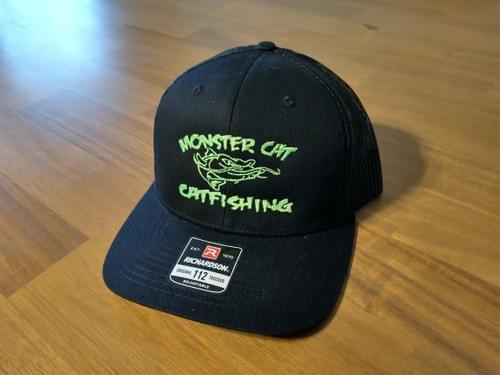 MONSTER CAT RICHARDSON 112 TRUCKER HAT
