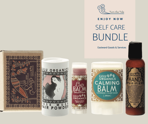 Value $48: Eastward Self Care Bundle benefitting NJ Food Bank