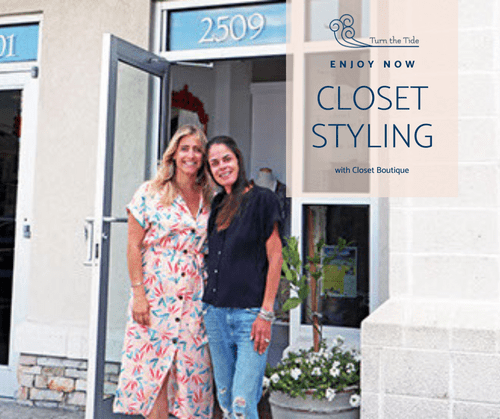 Virtual Closet Edit & Styling Private Session with Closet Boutique
