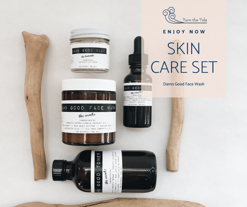 Value $96: Damn Good Skincare Set