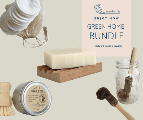 Value $60: Eastward Green Home Bundle benefitting NJ Food Bank