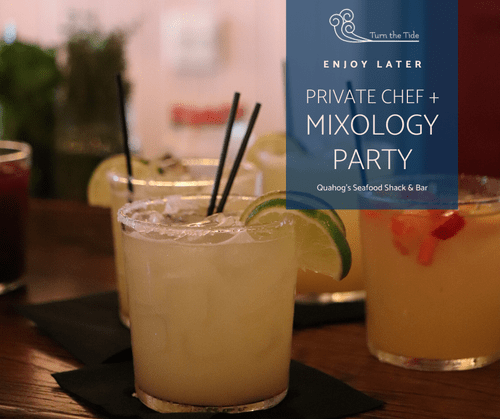 Private Mixology Cocktail Party with Chef Lucas Manteca In Your Home
