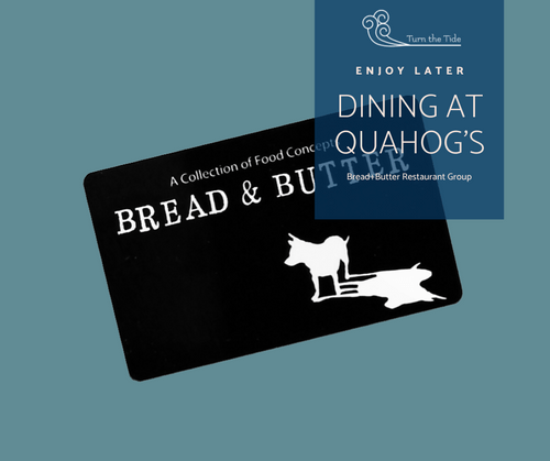 VALUE $100: Quahog's Seafood Shack & Bar Gift Card Bonus