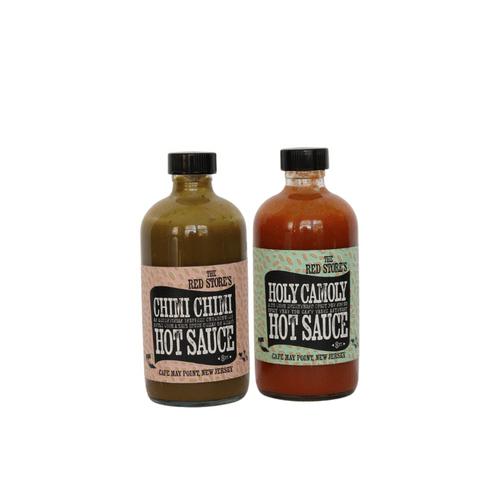 Hot Sauce Pantry