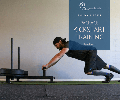 Value $150: Kickstart Personal Training Program