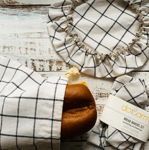 Eastward Bread Maker's Kit (includes organic yeast!) benefitting NJ Food Bank