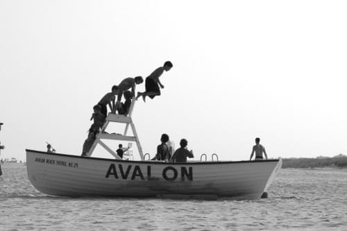 Avalon Jumping Ship