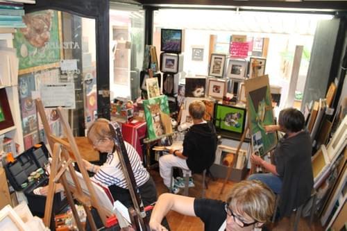 Cours Dessin Peinture ou Atelier de création 8 heures
