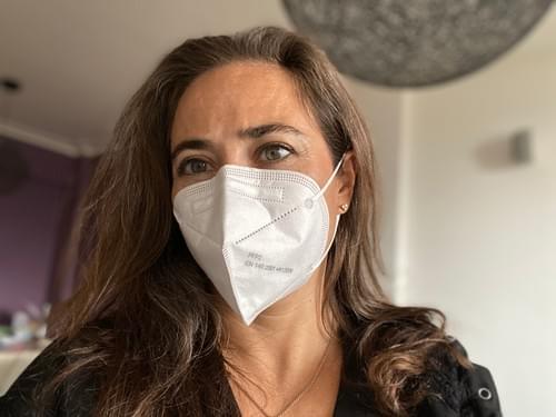 Masque FFP2 - Boite de 10 masques