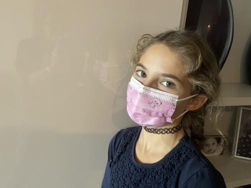 Masque chirurgical KIDS - Boite de 30 masques