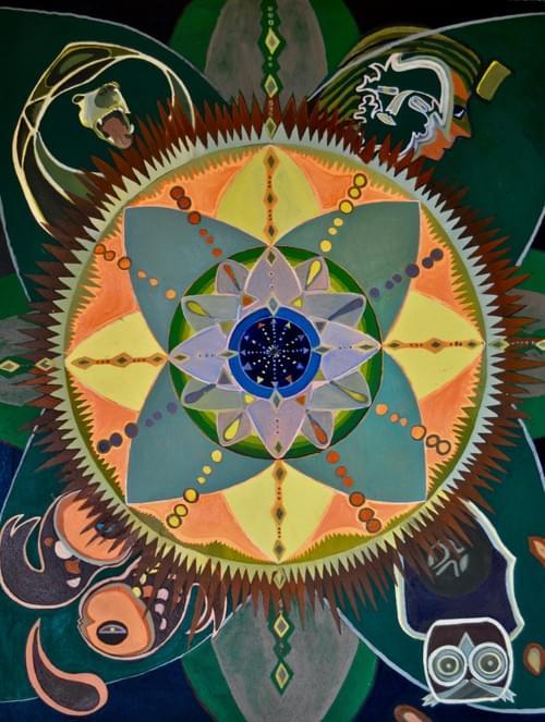 May Mandala