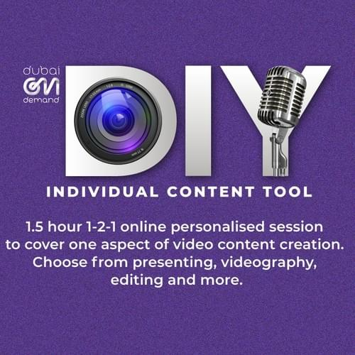 DIY Video Content Tool - Online Session