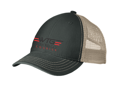 WTG Soft Mesh Back Cap