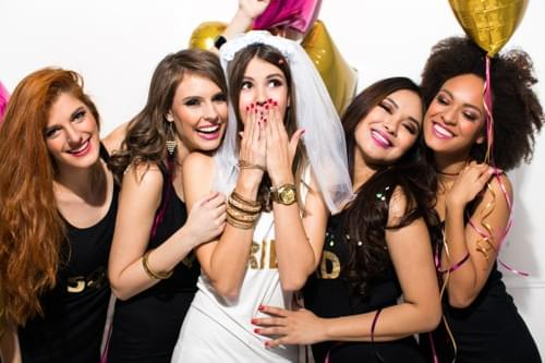 Bridal Party Group Training(Must be 5 or more individuals)