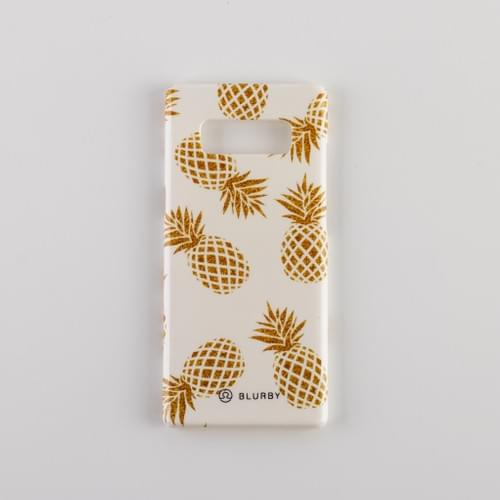 Blurby Paradise Gold Pineapple Glossy