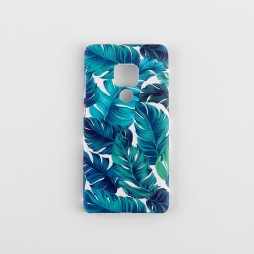 Blurby Paradise Tropical Leaves Silk Case