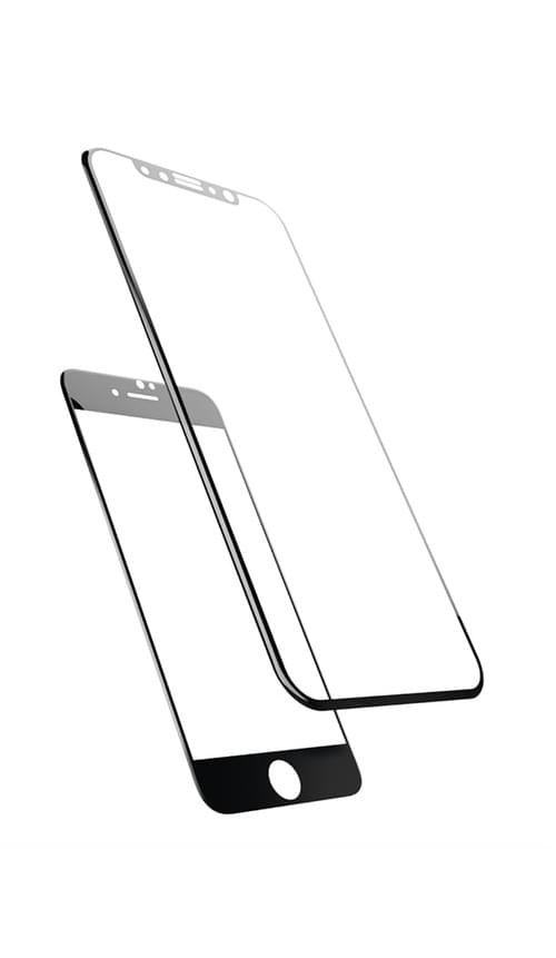 Blurby 3D Tempered Glass
