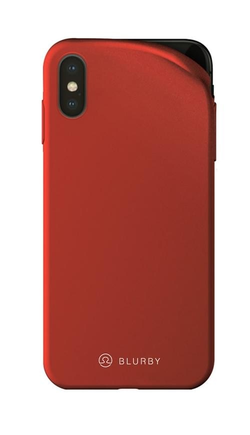 Blurby Mercury Red Metallic