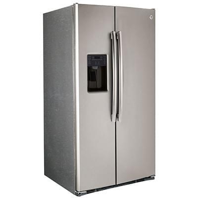 Refrigerador Duplex General Electric GNM26AEKFSS inoxidable