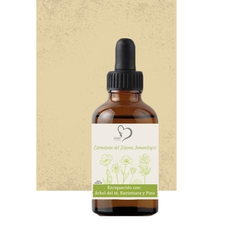 Aceite Estimulante del Sistema Inmunológico