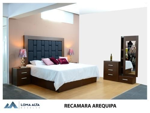 Recámara Arequipa Nuez