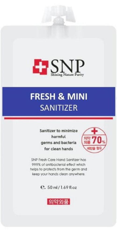 Small Hand Sanitizer Bottle (Minimum Order: 30,000)