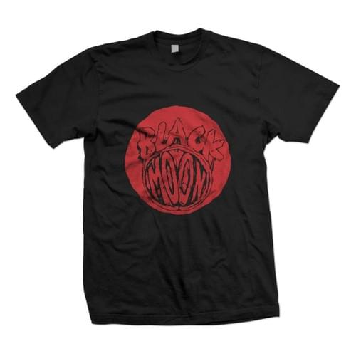 Black Moon - Logo T-Shirt (Black)