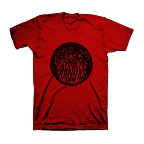 Black Moon - Logo T-Shirt (Red)