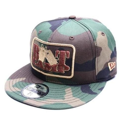 Boot Camp Clik (New Era Camo Fitted Hat)