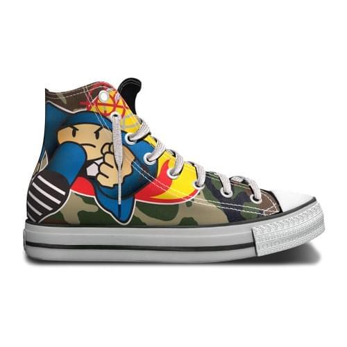 Duck Down Sneaker