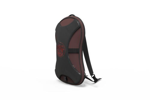 The Buck Bag (Red)
