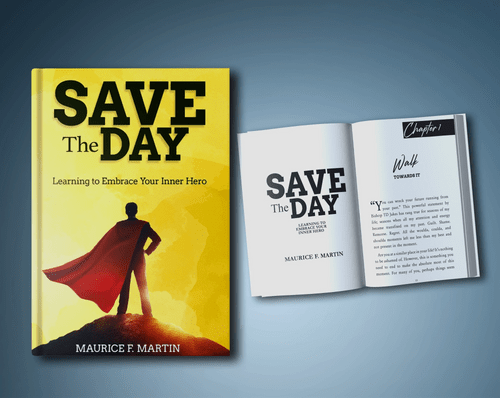 Save the Day by Maurice F. Martin