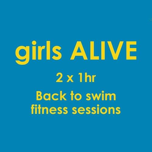 2 x 1 hour coached swim sessions