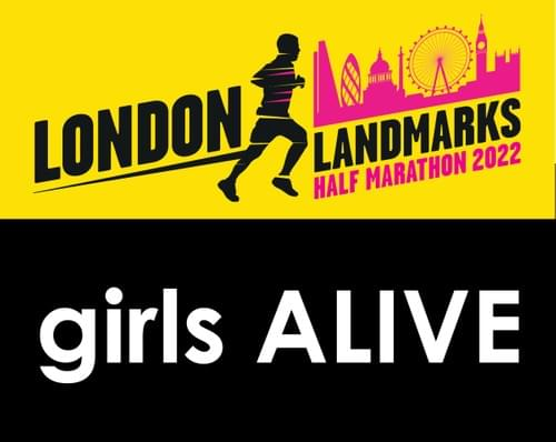 Registration fee for girls ALIVE LLHM fundraising place